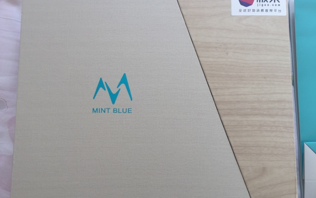MintBlue毛巾变脏会提醒,渗透到生活细节的黑科技