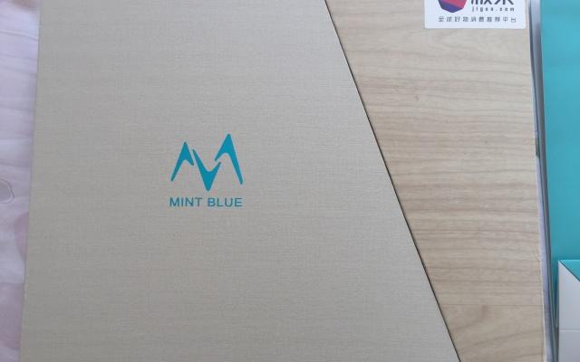 MintBlue毛巾變臟會提醒,滲透到生活細節的黑科技