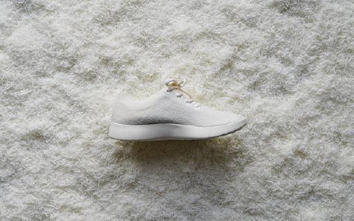 羊毛做的跑鞋,给你在云上跑的感觉
