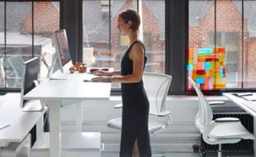 Humanscale人体工学座椅:高适应人体工学设计,随坐姿自由转换