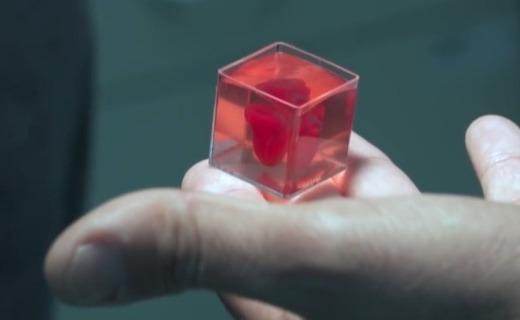 人造人還遠嗎?全球首顆3D打印心臟問世,歪果仁真要逆天改命?