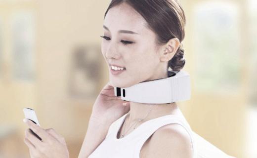 攀高頸椎按摩儀:小巧易攜帶,多種按摩方式告別酸痛