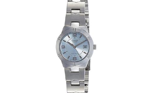 卡西歐女士石英腕表:礦物表鏡耐磨抗刮,經典表盤時尚百搭