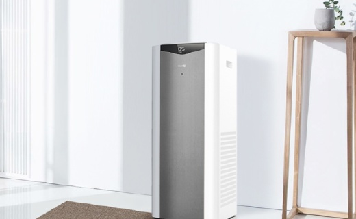 352 X50空气净化器:体积小巧噪音低,室内空气净化首选