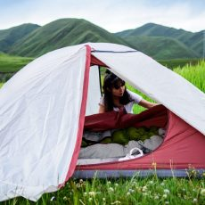 入門帳篷新選擇——黑鹿丘陵四季帳篷體驗