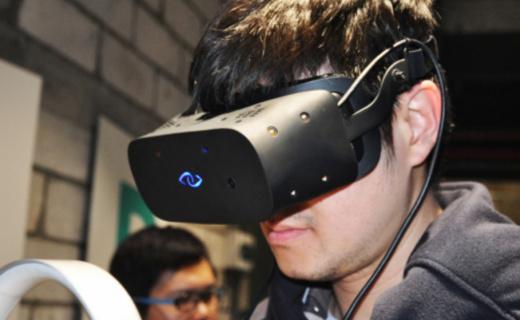 3 Glasses藍珀S1 VR頭盔:2K清晰畫面,自配耳機沉浸視聽體驗