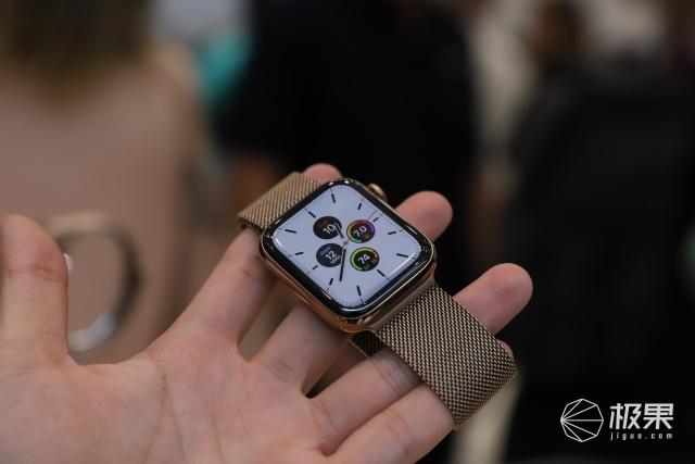 全新AppleWatch上手体验:支持常显,续航不减,这个配色亮爆了