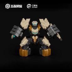 工匠社  GANKER EX盾山機器人王者榮耀授權格斗競技對戰拳擊智能遙控機器人