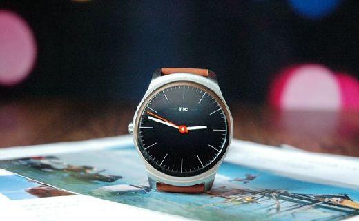 時尚百搭的智能手表,Ticwatch 2除了顏值還有黑科技