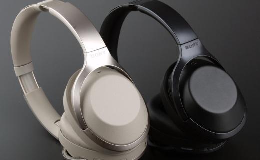 索尼无线蓝牙耳机:简洁美学浑然一体,高解析音频单元卓越音质