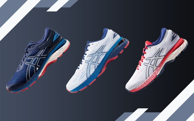 ASICS GEL-KAYANO 25跑鞋