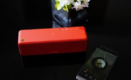 這塊紅磚竟然是音箱,個頭不大但音質驚人