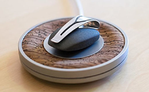 Spire ios穿戴设备:监测情绪波动帮助调节心情,无限充电可续航7天