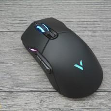 無線且有背光 小手福音+ 雷柏VT200 雙模版游戲鼠標評測