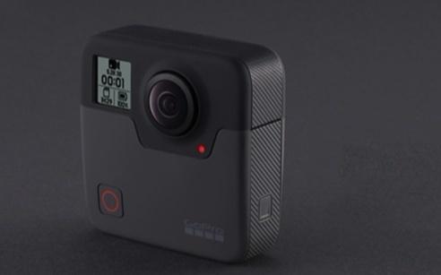 GoProFusion全景相机:全方位5.2K高清拍摄,搭载语音控?#29942;?米防水