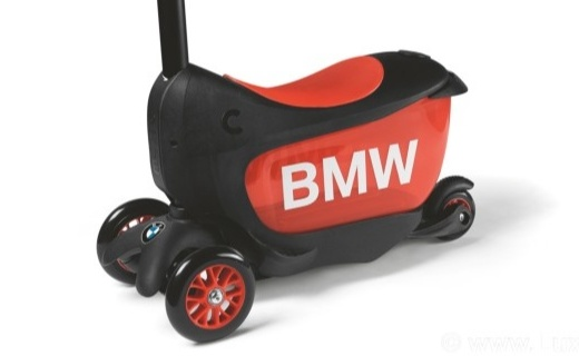 「新東西」寶馬推出電動踏板車?售價799歐元,還有兒童款