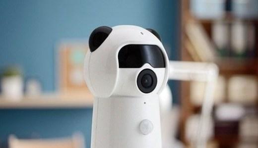 「新東西」日本新晉鬼才設計!這么可愛的熊貓頭,居然是個攝像機?