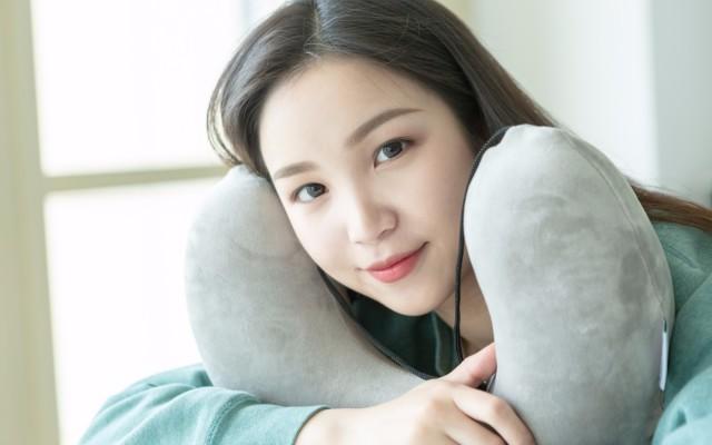 LOHATEX天然乳膠U型枕護頸枕