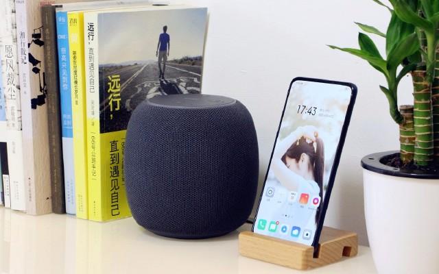 华为AI音箱体验!丹拿音质、华为智能家居互联、免费亲情通话