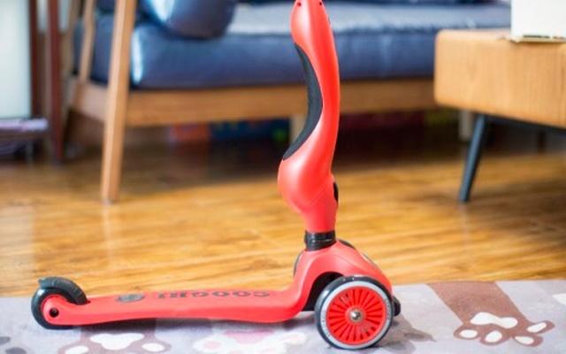 变形小精灵-孩子的好朋友COOGHI滑板车