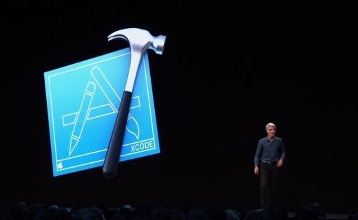 「新東西」蘋果Swfit UI:預覽界面可實時修改代碼,還有3D版我的世界