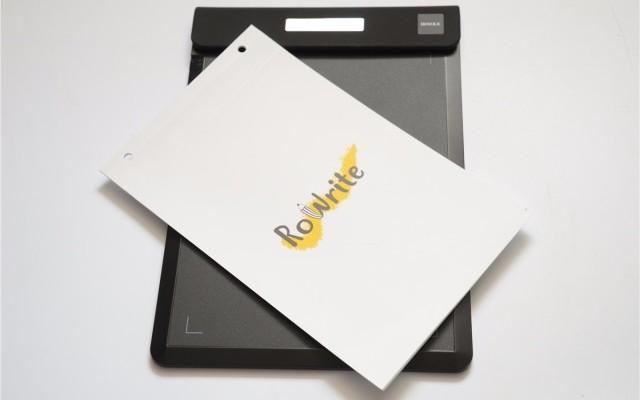数字化笔记+跨设备同步,让你牢记书写的乐趣 — 柔记RoWrite智能手写板体验