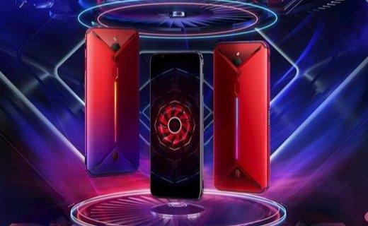 「新東西」2899元起!紅魔3發布:內置風扇+5000mAh大電池,最薄僅6.65mm