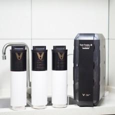 3s一杯水——云米泉先Super Pro 1200G凈水器