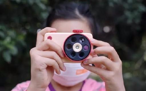 小糖口袋相机:给孩子的第一台相机,探索未知的世界