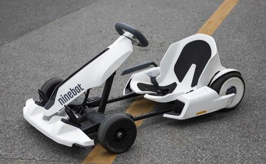 Ninebot卡丁車首發評測:推背感超強,竟還能漂移?(附作死視頻)