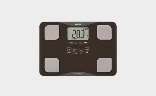 百利达BC-718脂肪秤:日本70年专业品牌,电阻抗测量更精准