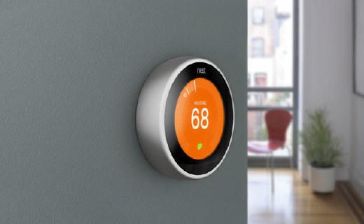 Nest智能恒溫控制器,節能省電還能讓你四季如春