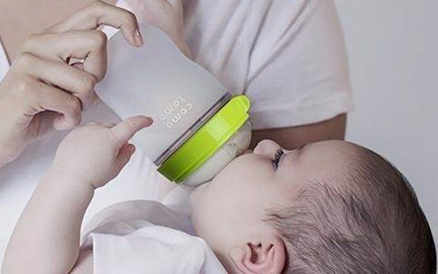 Comotomo 母乳質感 硅膠奶瓶