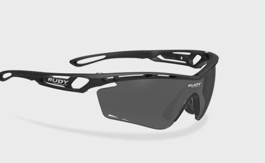 Rudy Project Tralyx运动眼镜:轻质铝镁合金材质,镜片可变光防炫目