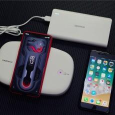 奇葩又实用的MOMAX魔盒:无线充电消毒二合一还能加香