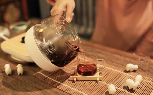 高颜值鸣盏煮茶器 ,以最放松的方式品最好的茶
