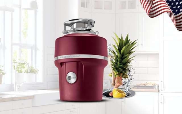 愛適易家用食物垃圾處理器