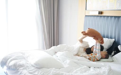 「体验」一枕解决春夏秋冬的难题,贝谷贝谷咚暖夏良多用乳胶枕