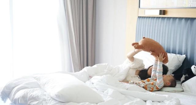 「體驗」一枕解決春夏秋冬的難題,貝谷貝谷咚暖夏良多用乳膠枕