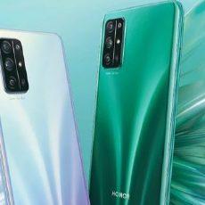 荣耀30S 5G 手机