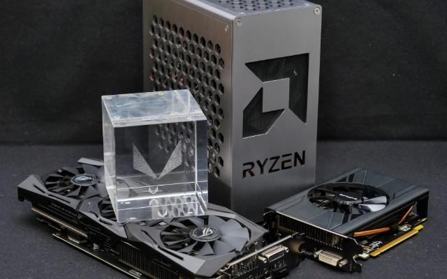 全A信仰itx装机Nano4Pro+Ryzen 5L极限挑战