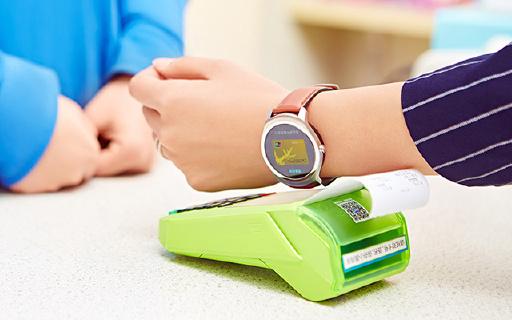 Ticwatch新款支付手表,銀行卡公交卡都能刷