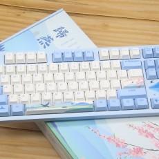 春暖花開燕歸來--達爾優歸燕機械鍵盤評測