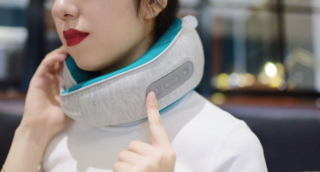 颈椎治愈有新招,记忆海绵支撑脖子,随时随地享受舒缓体验!