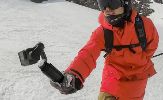 GoPro云台稳定器:体积小巧方便携带,轻松拍摄平稳影像