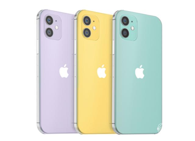 iPhone12系列开售在即,郭明池:6.1英寸机型将是主销产品