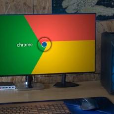 """看腻了微软苹果系统?装台""""黑Chromebook""""电脑来玩玩"""