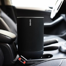 有顏值、有態度、可居家、可隨行的智能音響Sonos Move