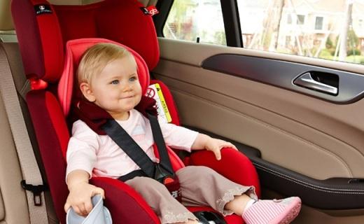 惠爾頓兒童安全座椅:純棉透氣又穩固,舒適安全出行
