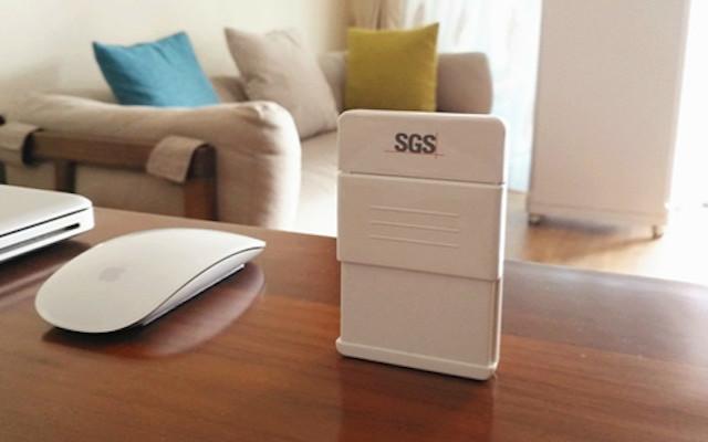 新房装修担心甲醛超标?自行动手就能检测,SGS专?#23548;?#37275;检测盒子测评
